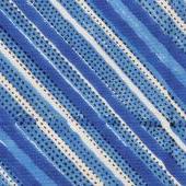 "Tulu Textiles ""Lola"" in Blue"