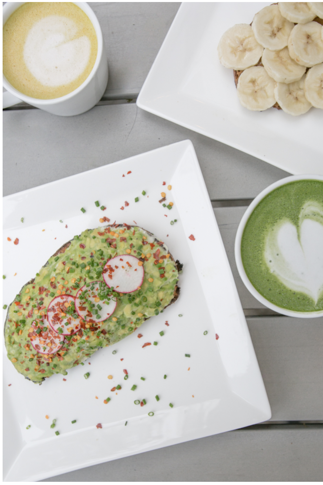As Quoted - Toast and a hot beverage are the name of the game at As Quoted. We love to power up for the day with an Avocado Toast or Sweet Toast with Maca + Banana, paired with a Matcha or Turmeric Latte. Set in a modern, clean space, As Quoted is typically bustling with energy to start the day. If it's warm enough, grab a coveted table out front to take in the scenery before embarking on the day's adventure.visit website