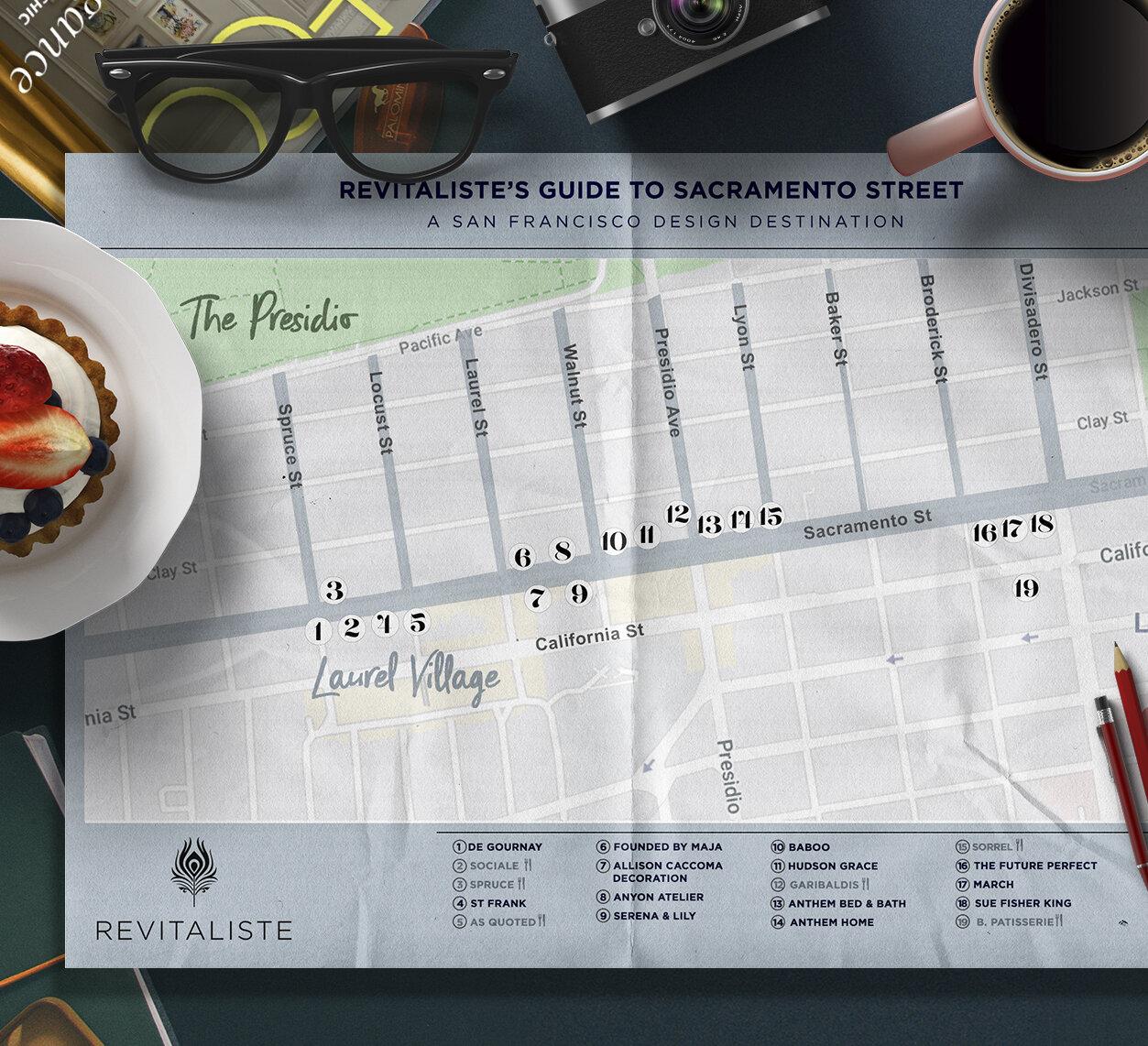 Sacramento Street Shopping Guide | San Francisco