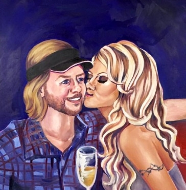David Spade Dated Pamela Anderson in 2007