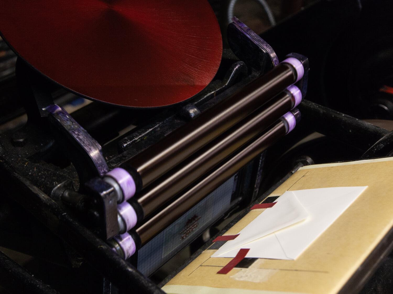 Printing the Piece -
