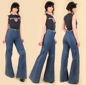 c633da6e Hellhound Vintage Denim Daze Authentic Vintage Jeans 60's 70's 80's ...