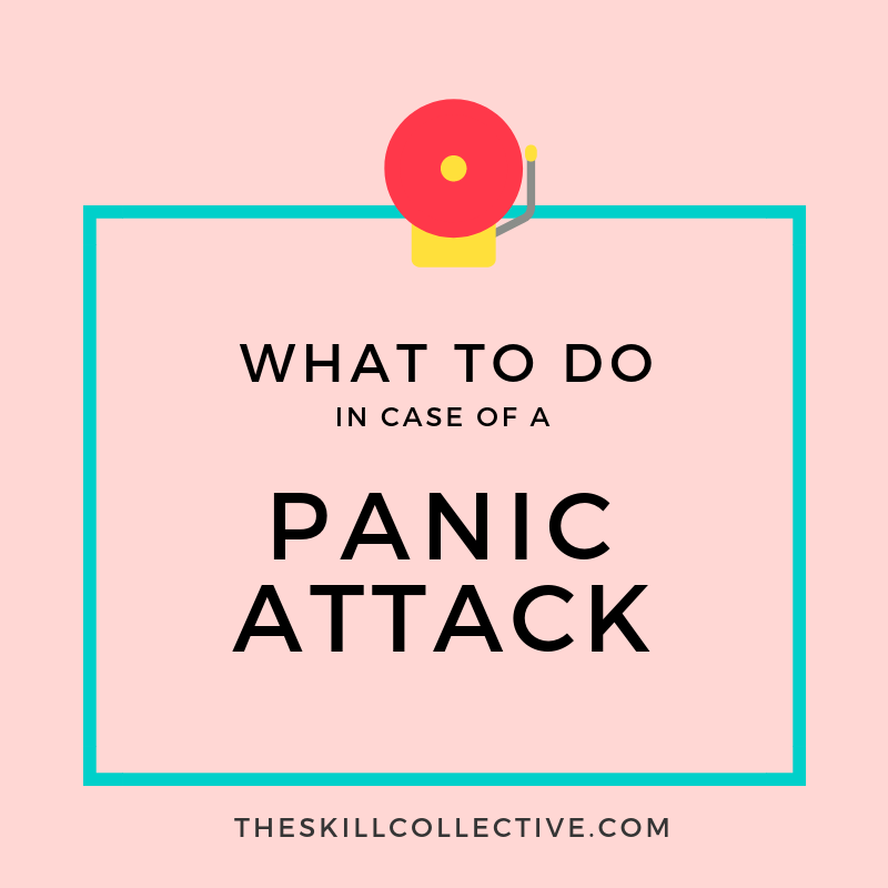 Panic attack anxiety counselling treatment clinical psychologist subiaco perth the skill collective