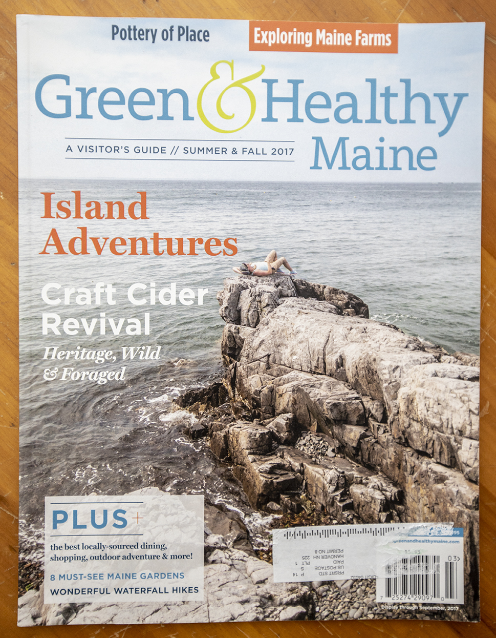 Green and Healthy Maine, Summer/Fall 2017