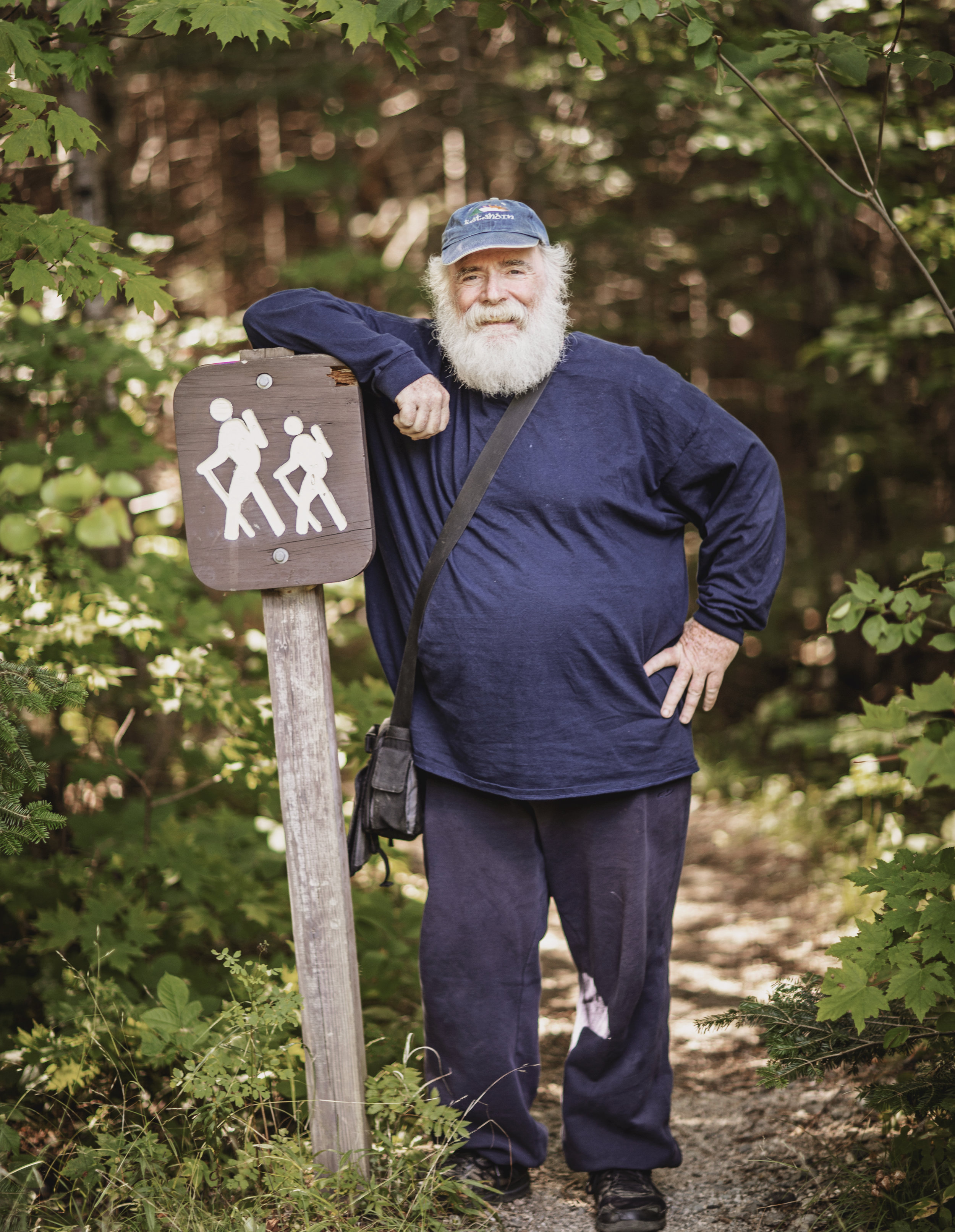 "Warren owns the record with the most number of traverses of the full length of the AT, 18. He also once held the fastest known time on the AT—66 days–in 1973. ""I just completed my 18th traverse of the Appalachian Trail. It was a section hike. I've thru-hiked nine times and section hiked nine times, spanning 45 years. That will be my last traverse. I will not traverse the entire Appalachian Trail again. I'm an educator and all of my educational beliefs and values and ideals come from the trail rather than the classroom. Eight of my nine thru-hikes I organized groups of people and we hiked the trail together as a group to help facilitate people's dreams. I strongly believe that a country's strength is not in its military might but the amount of people in that country's society that have fulfilled their dreams. Helping these people along the trail is my way of serving my country. The trail is apolitical, it's nondiscriminatory. It's one way for a person to be free in an unfree society."""