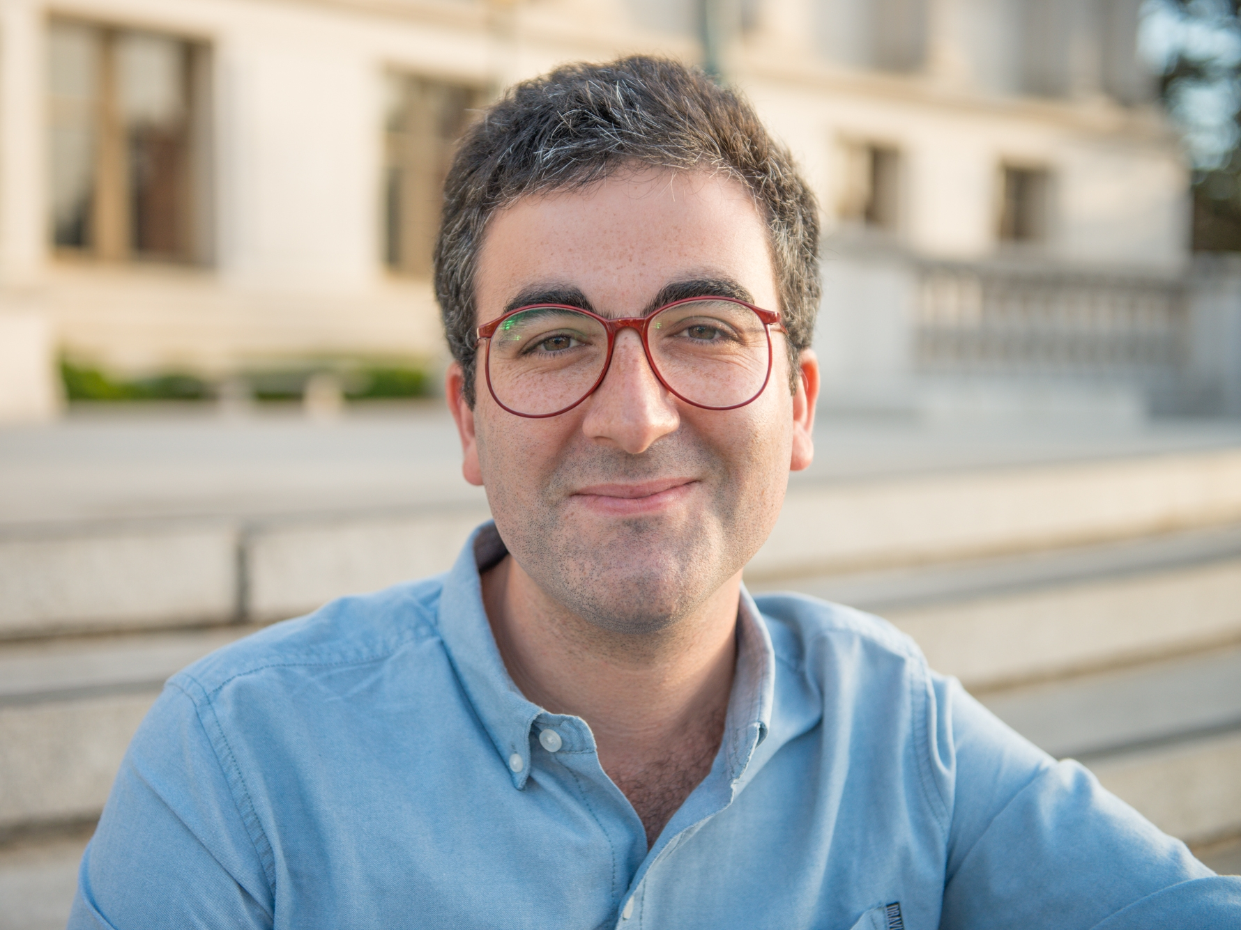 Felipe Gonzalez  PhD Candidate in Economics from UC Berkeley