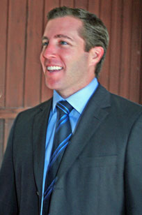 Adam Munder of Sterling Organization
