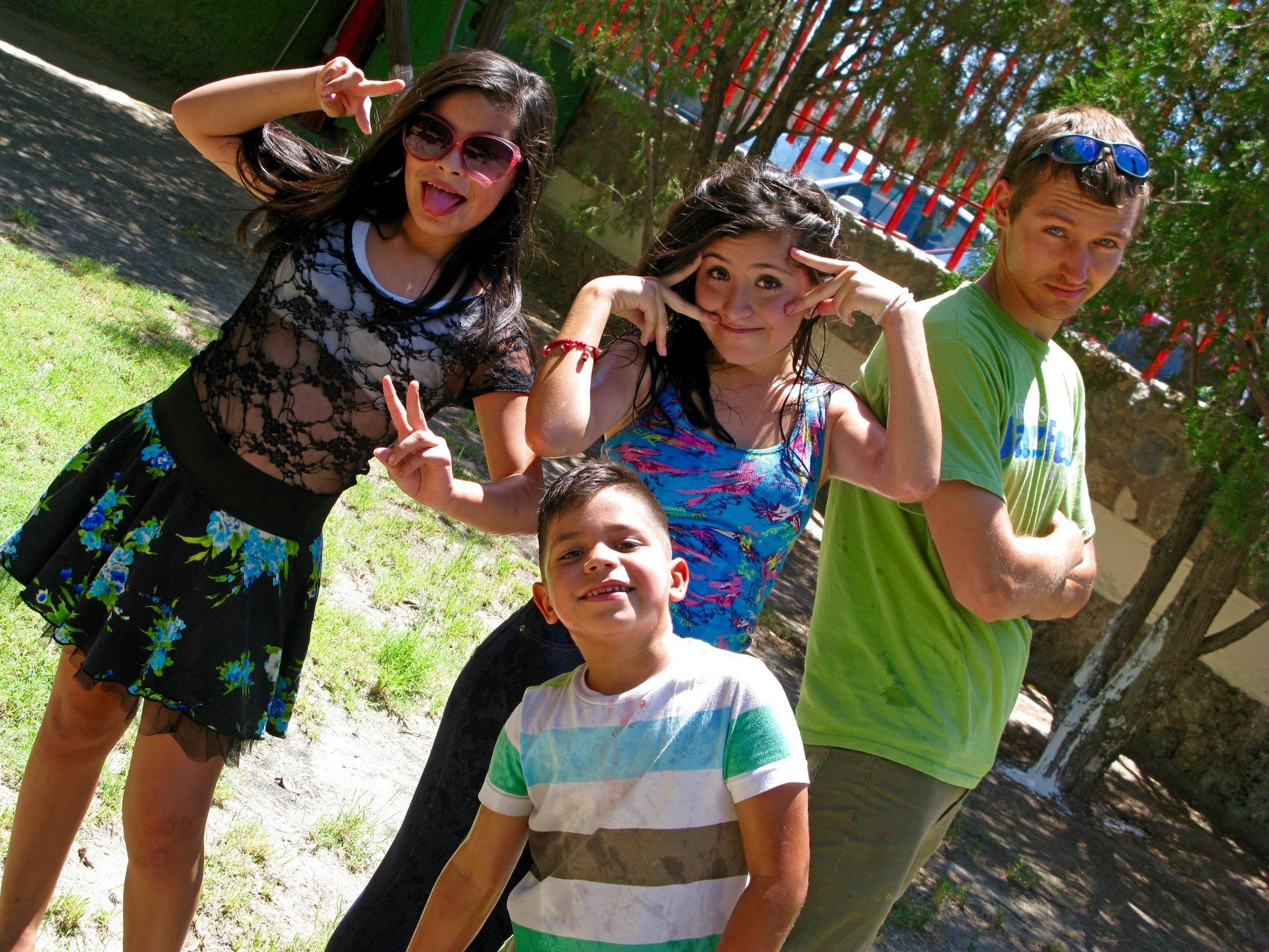 Cool kids.
