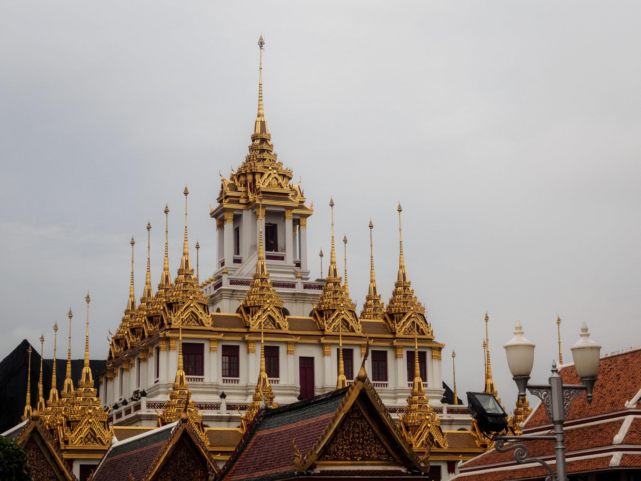 Thai architecture.
