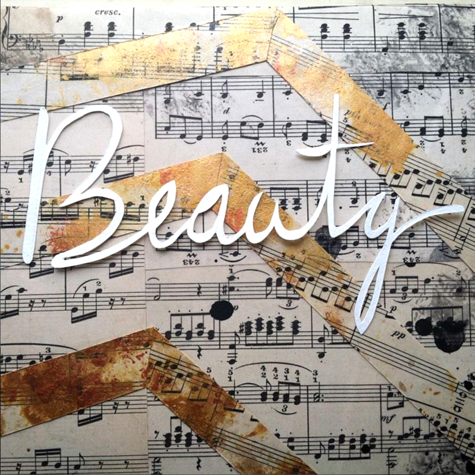 Collage Paint Music Beauty.JPG