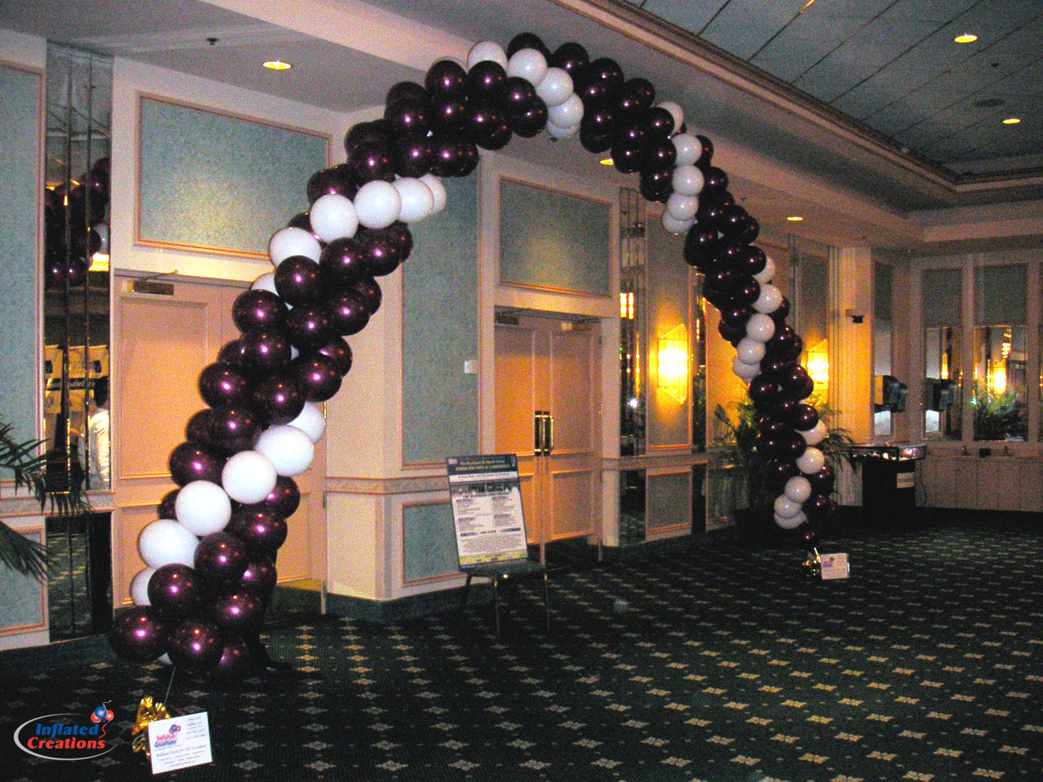 Spiral Arch - Indoor