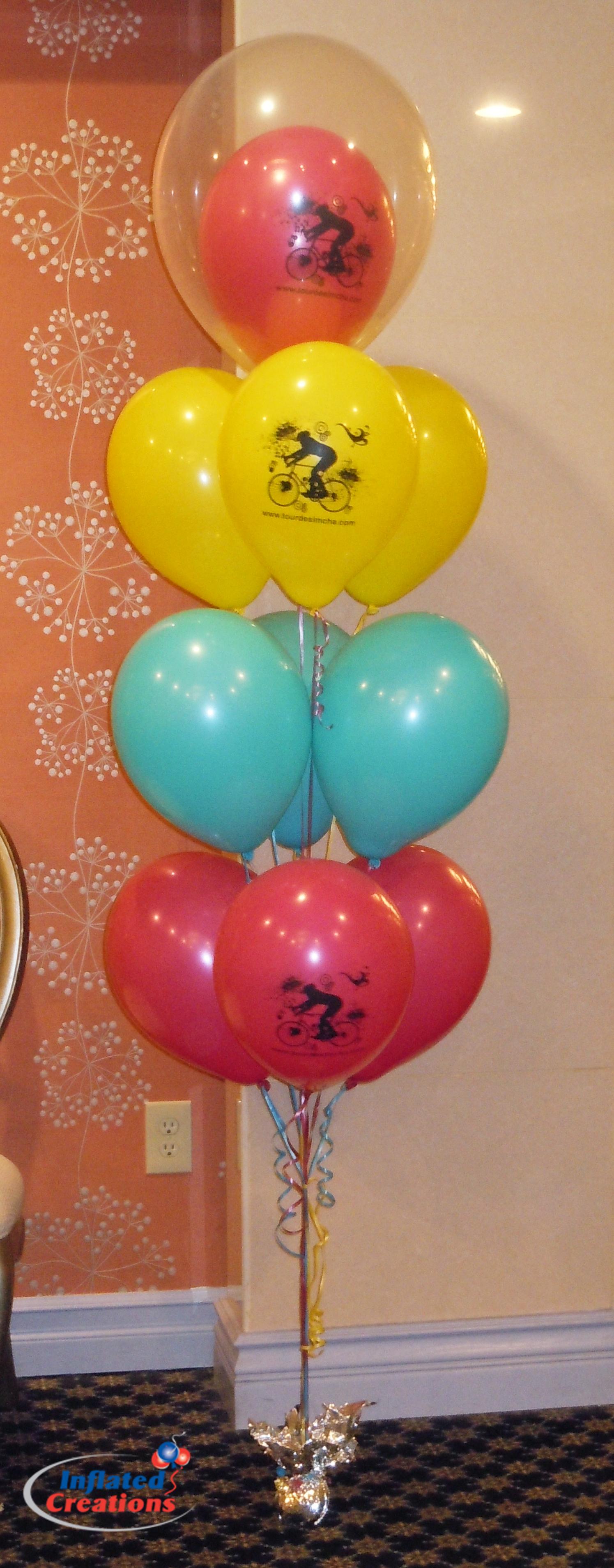 Bouquet of Ten - Double Bubble