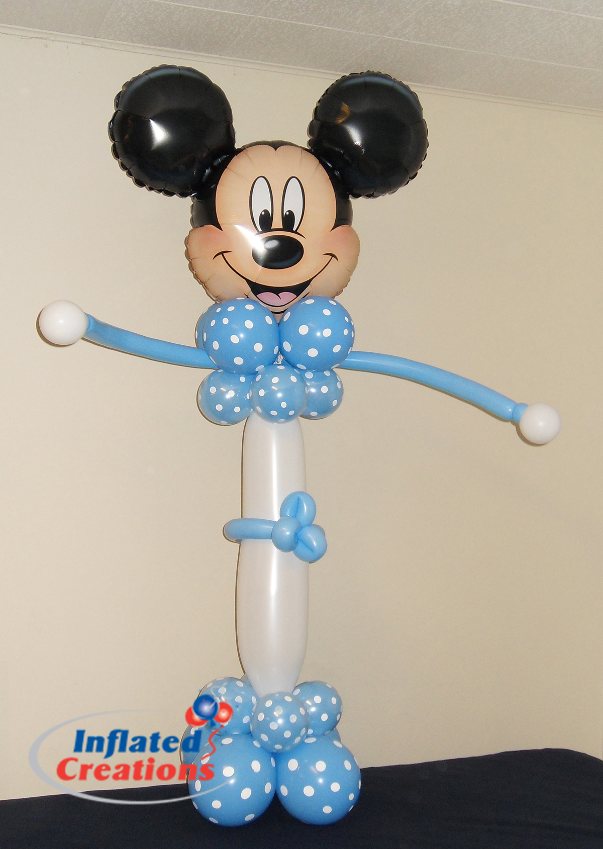 Column - Mickey Mouse
