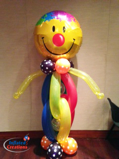 Clown - Happy Face