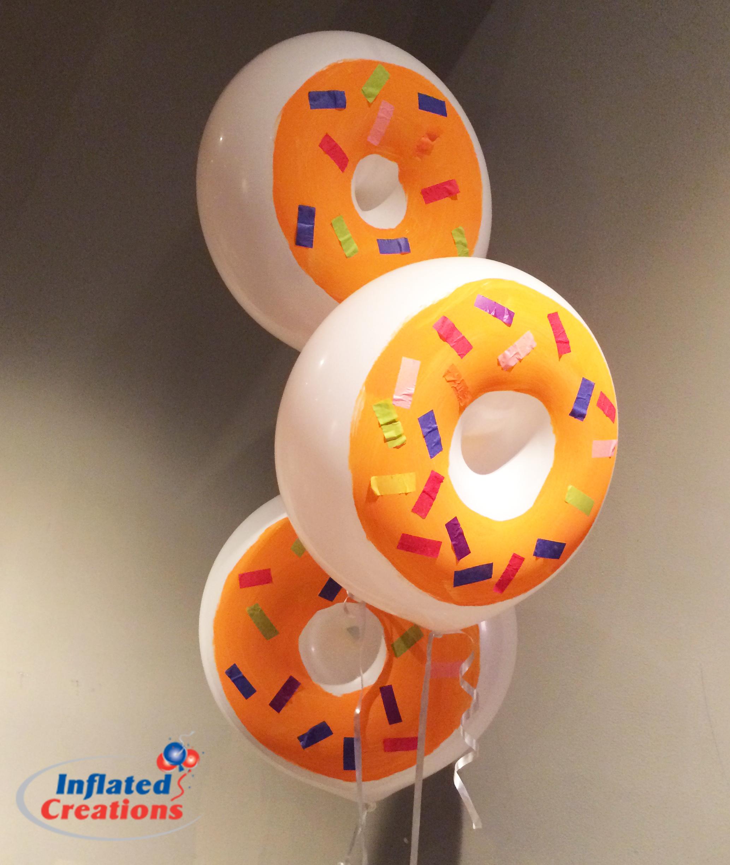 Doughnut Centerpiece