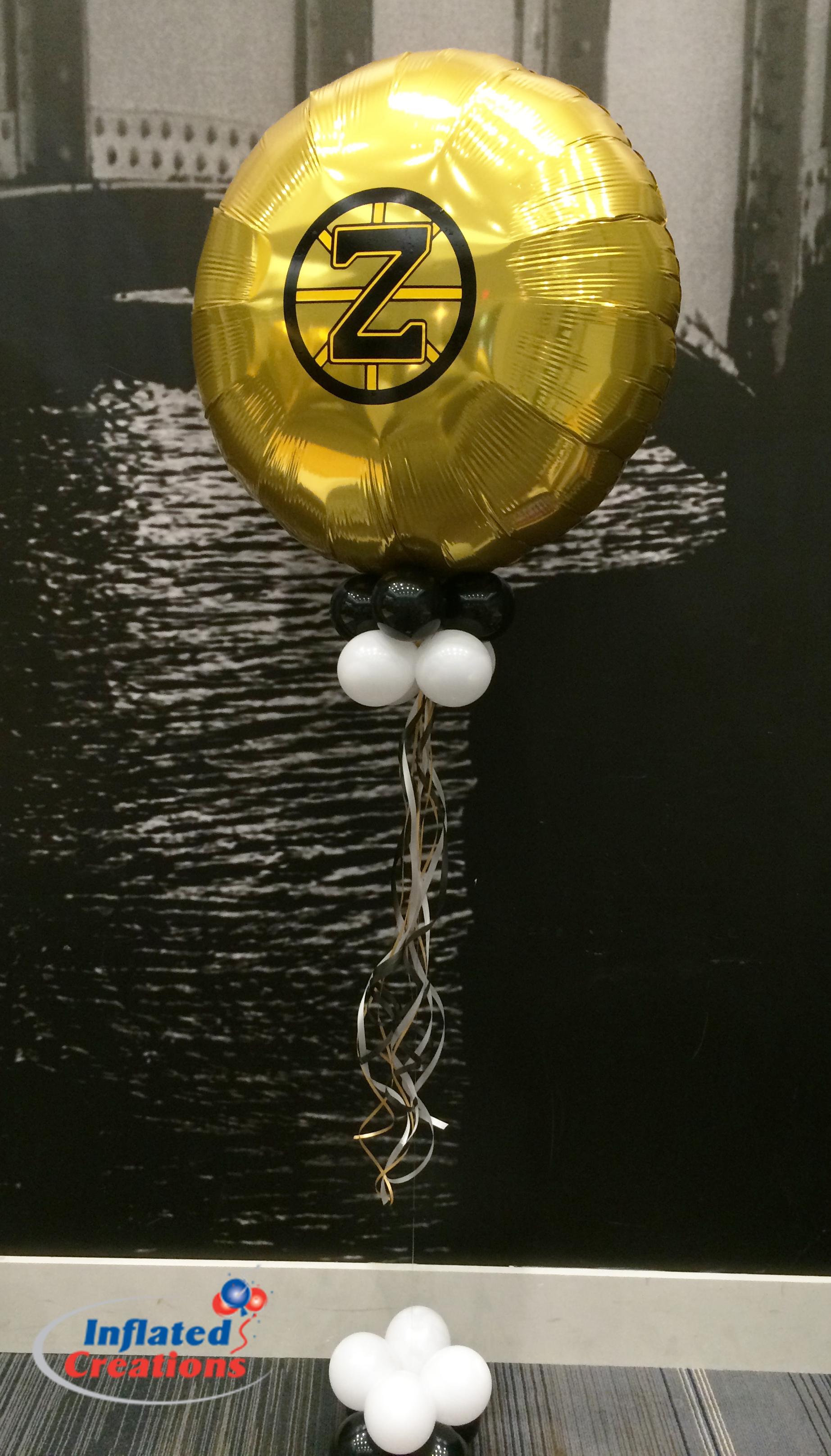 Mylar - Logo Balloon
