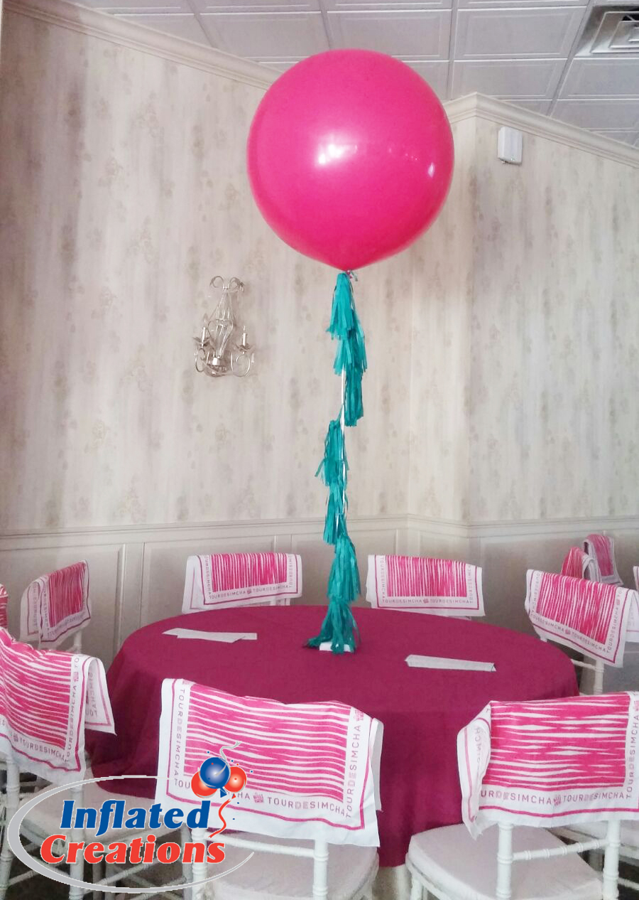 Table Column - Tassels