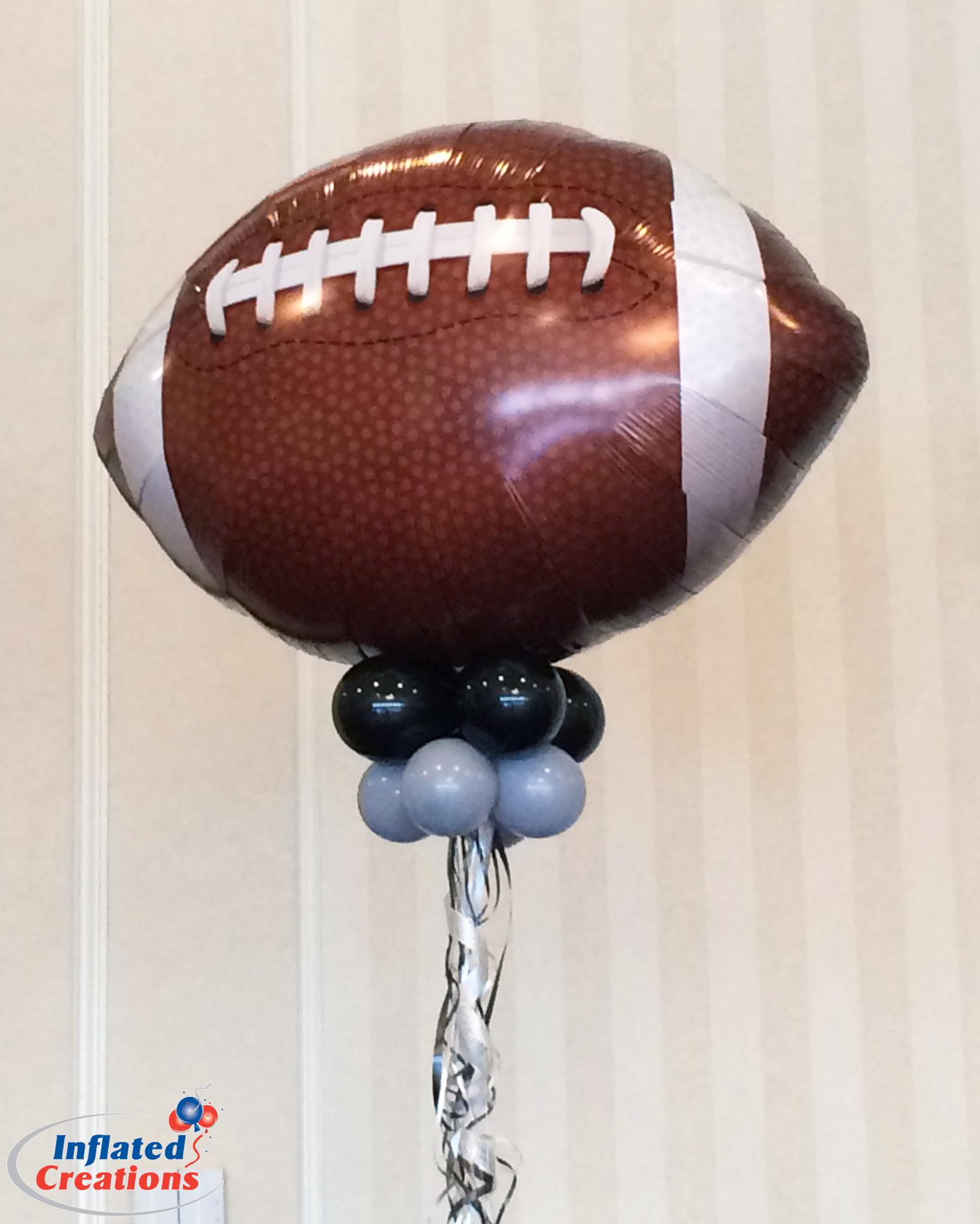 Mylar - Football Balloon