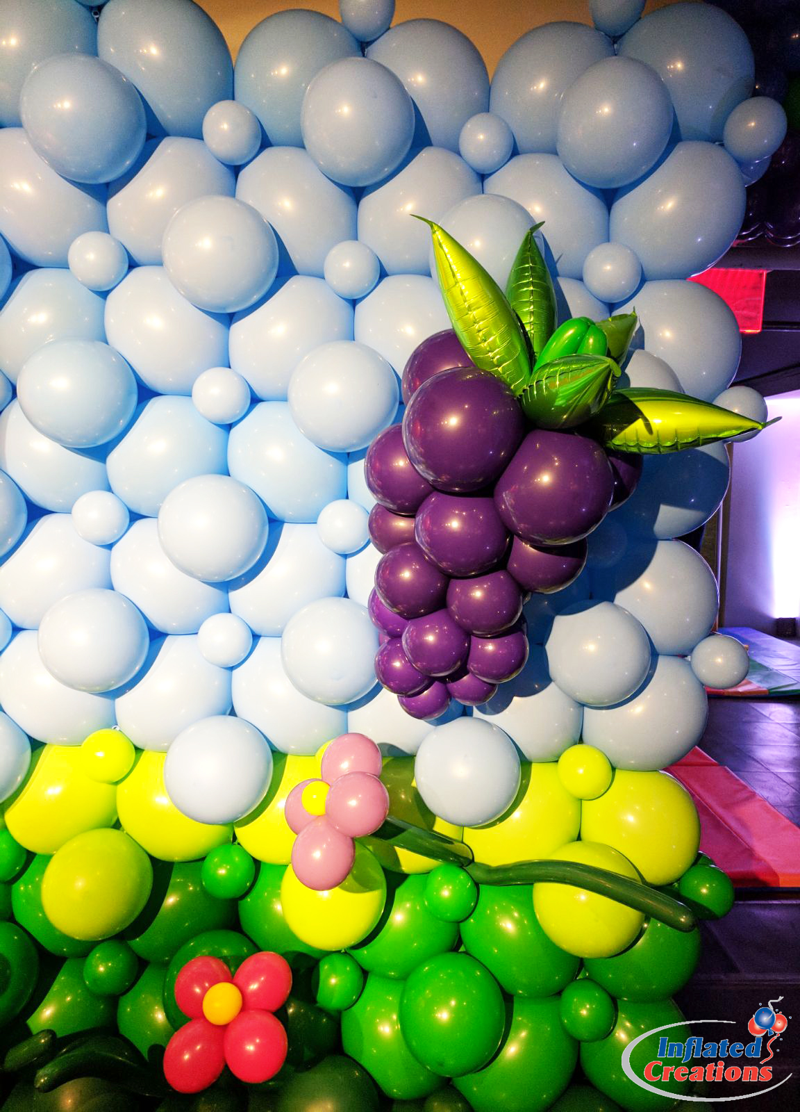 The Very Hungry Caterpillar - Grapes