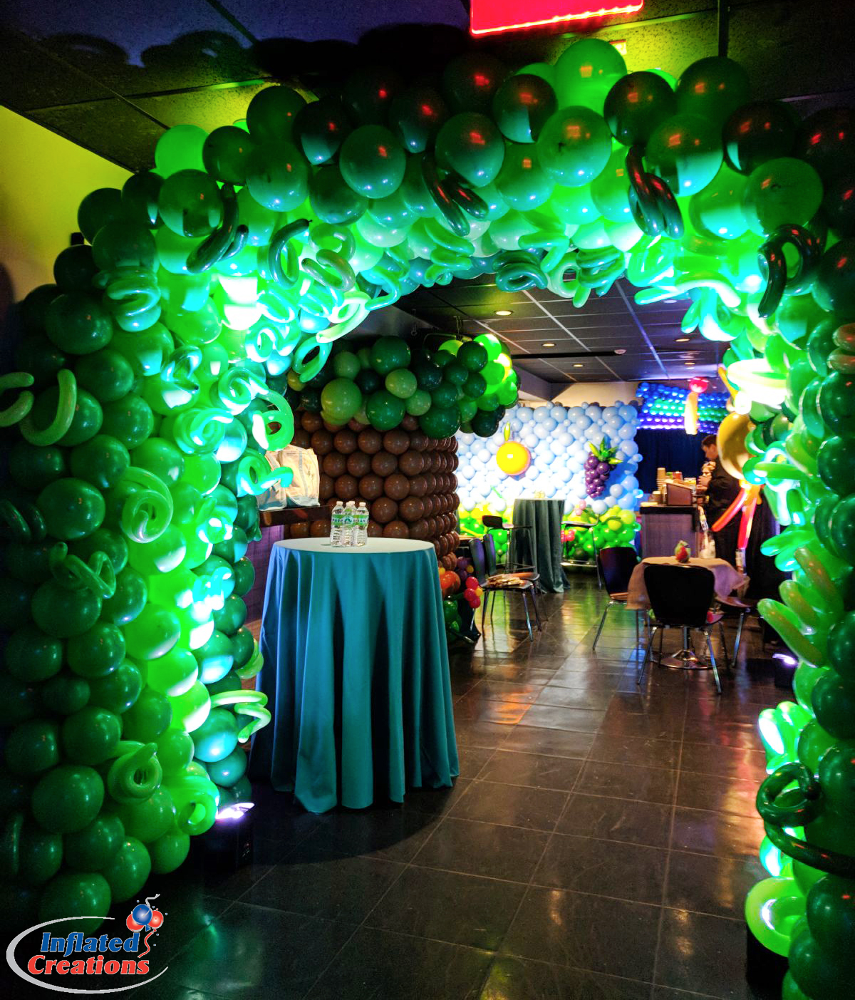 The Very Hungry Caterpillar - Arch