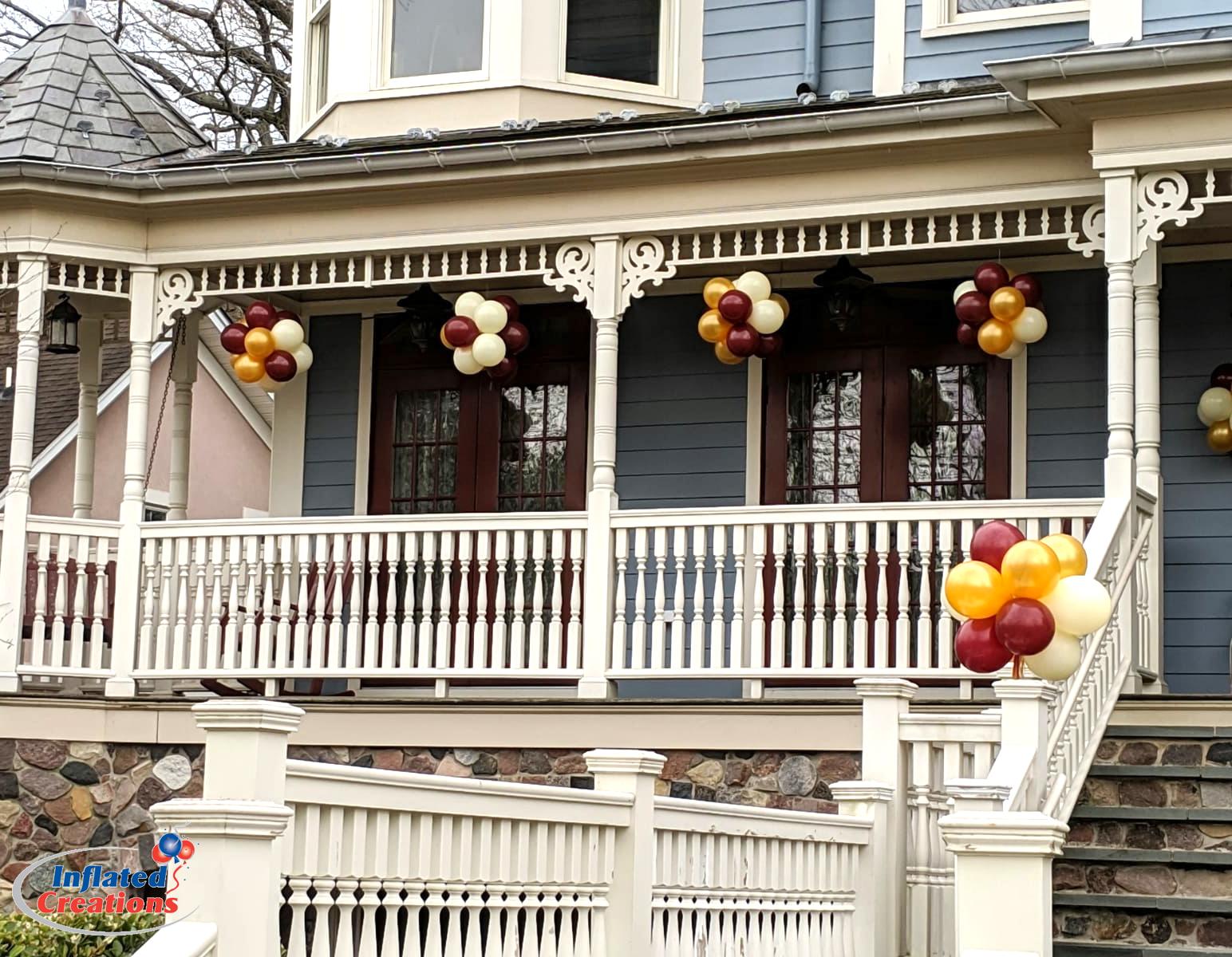 Hanging - On Porch