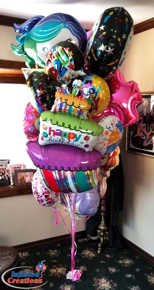 Mylar - Birthday Bouquet