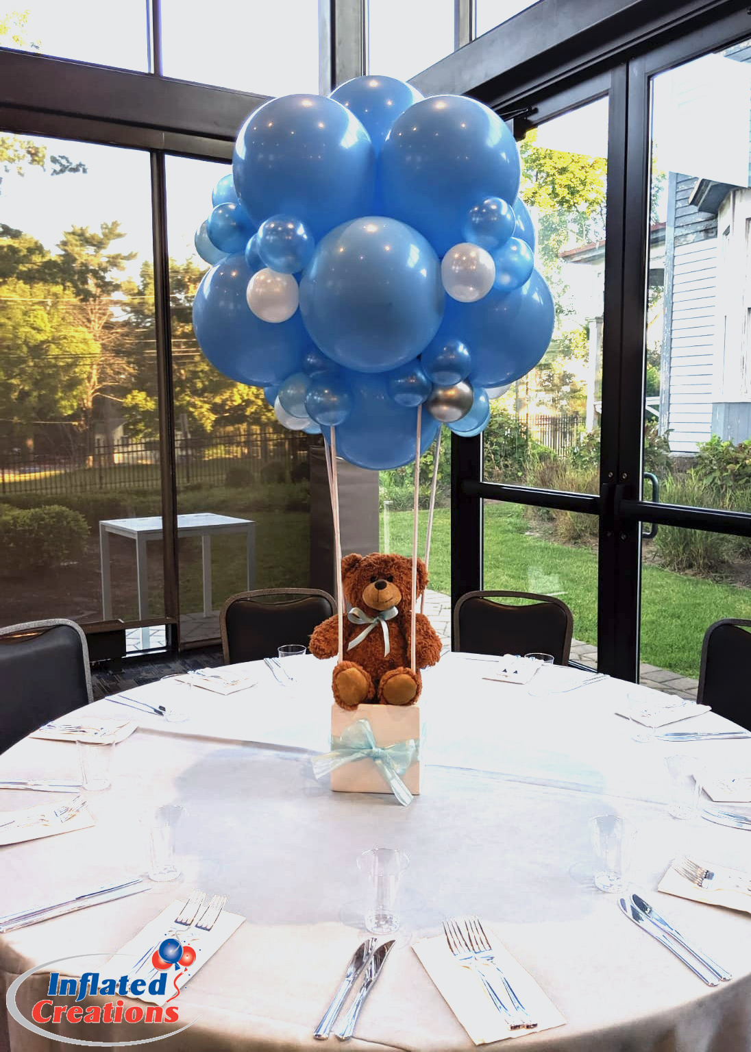 Baby Bear Hot Air Balloon