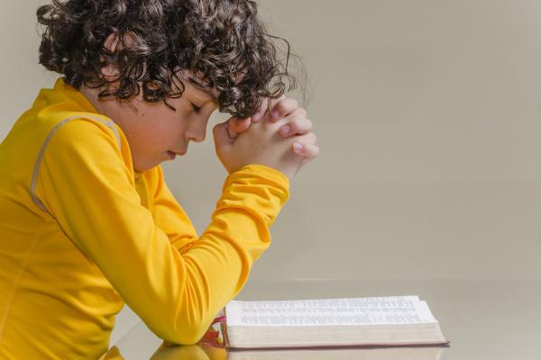 Releasing anger at God