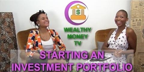 How to start an investment portfolio