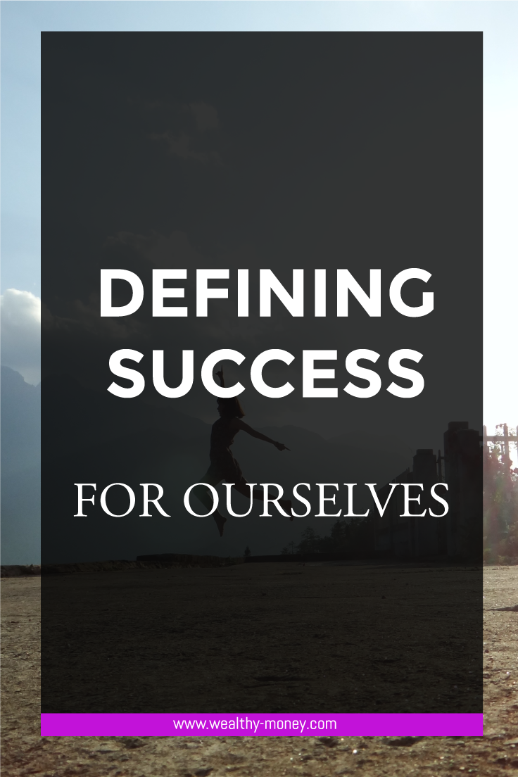 How you can define success for yourself without beating yourself up