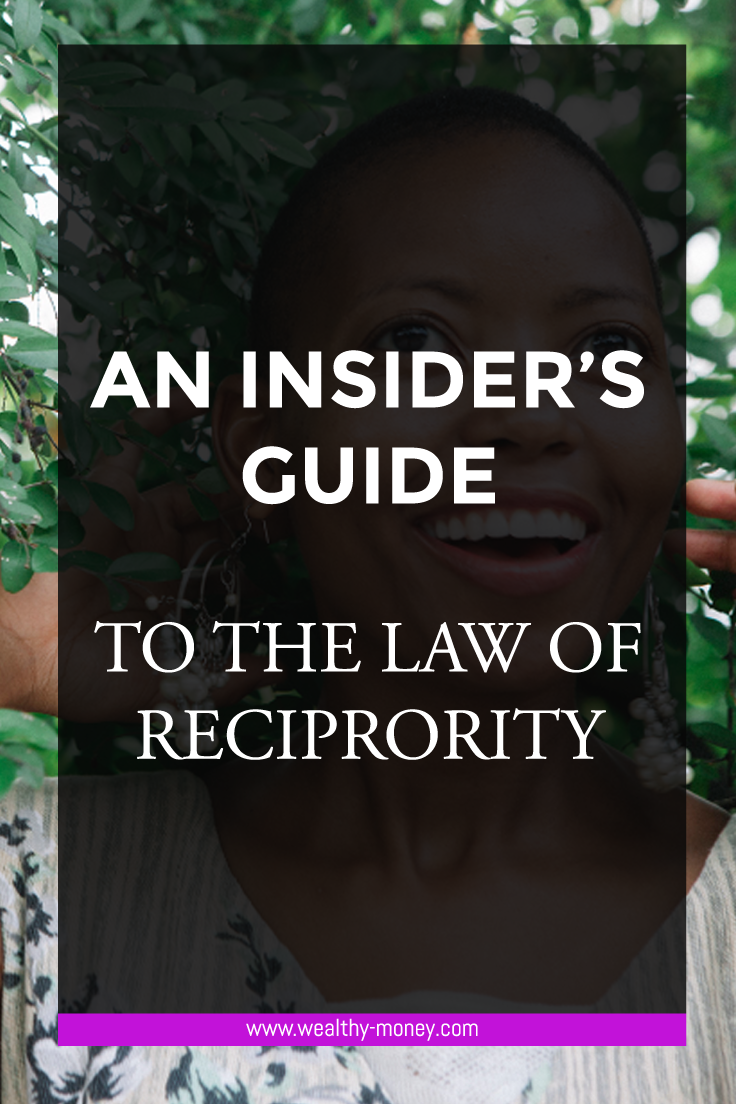 An insider's guide to the law of reciprocity