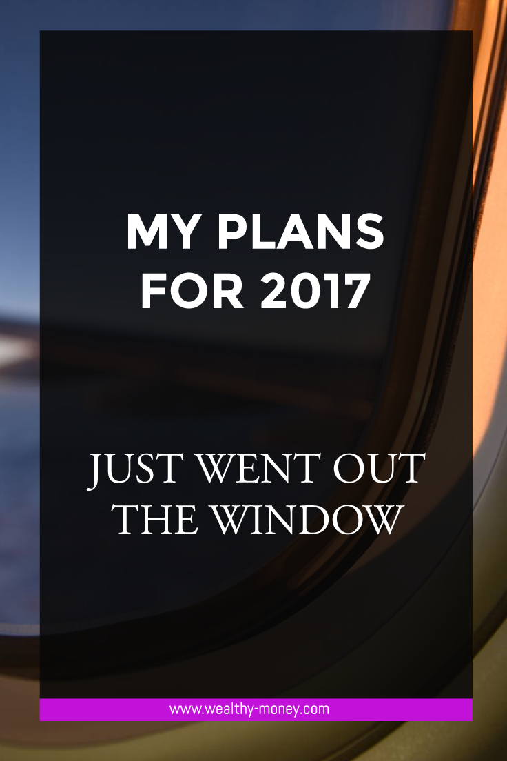 Plans for 2017
