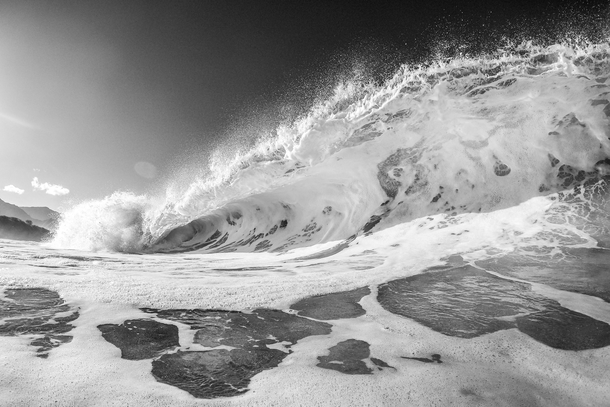 FROTH PIT