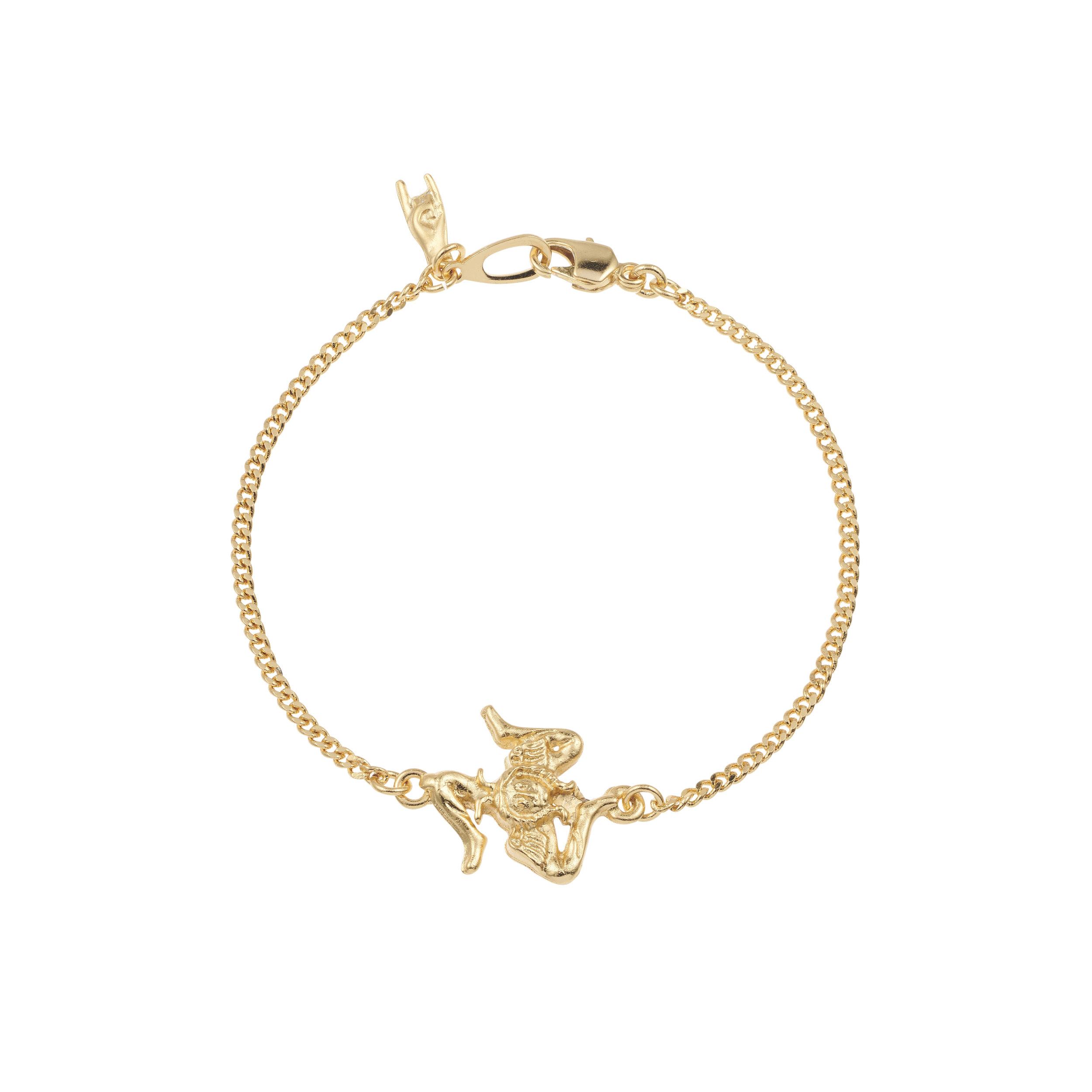 trinacria bracelet - $120.00 AUD