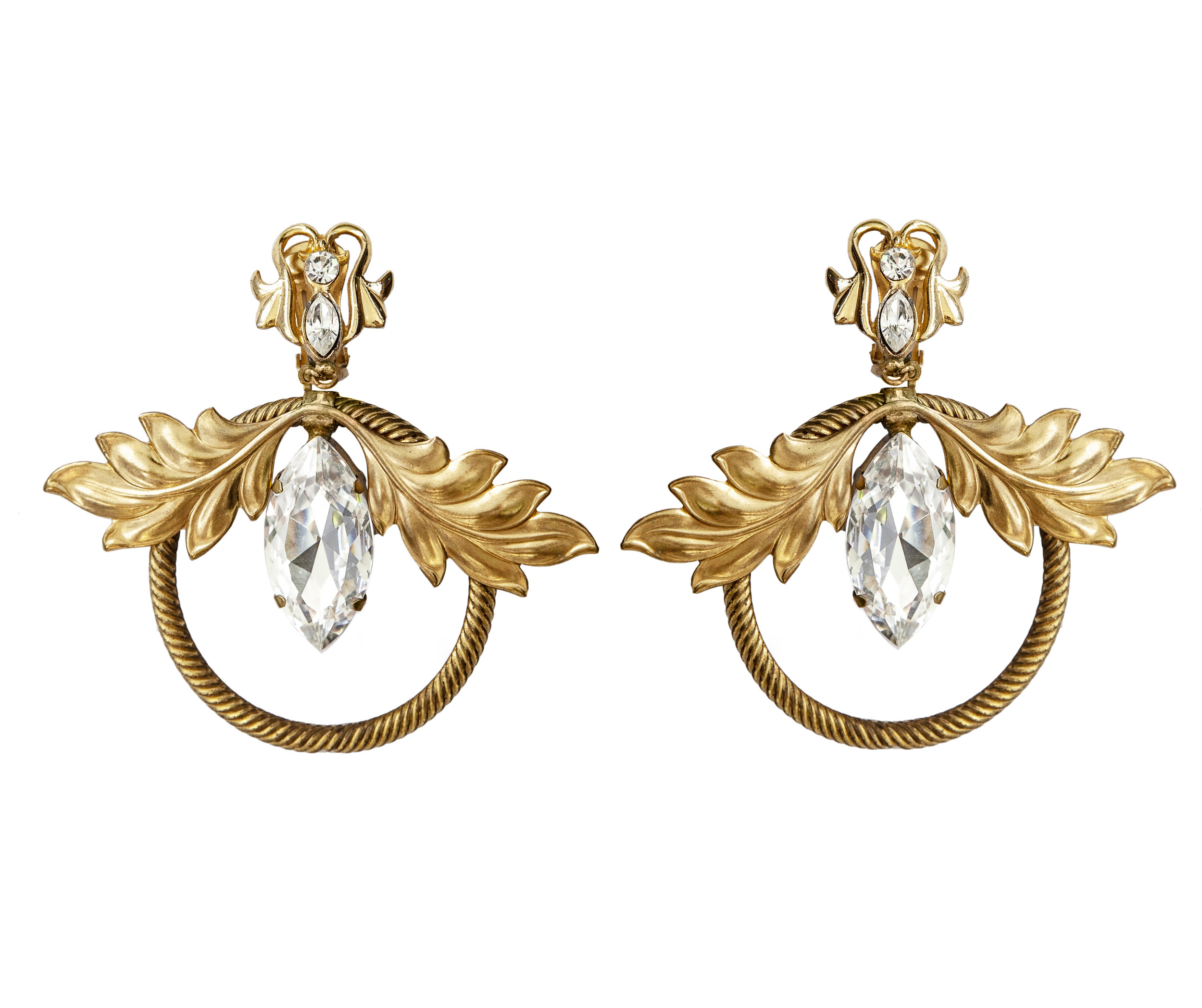 ava earrings - $300.00 AUD