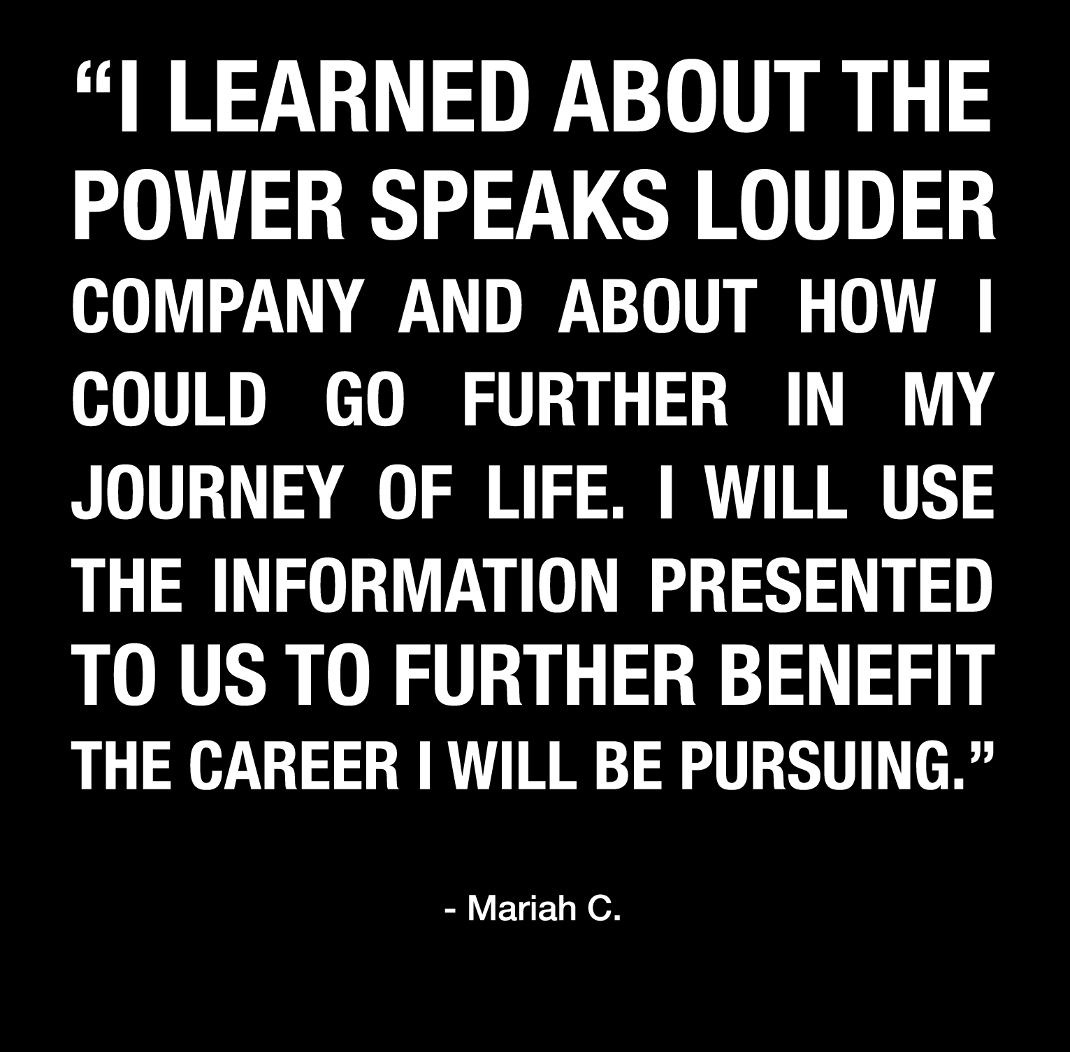 PowerSpeaksLouder_Testimony 15