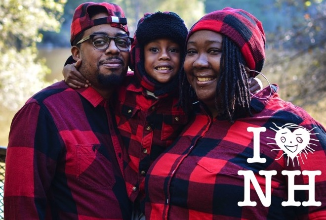 """""""Our family loves Nia House because it has helped us to develop a community of amazing families here on the west coast. It's often not easy being so many miles from home, but being at Nia House has helped us to connect with other families and build up a community of people that we have grown to love dearly. Nia House is a place where we feel supported and valued. Everyone from the teachers to the office staff go above and beyond to create a welcoming environment for both the children and their parents. We feel fortunate to be a part of this community and so each month I contribute in hopes that it helps someone else to feel what we feel.""""  Monica Parran, mom to preschooler, Stephen"""