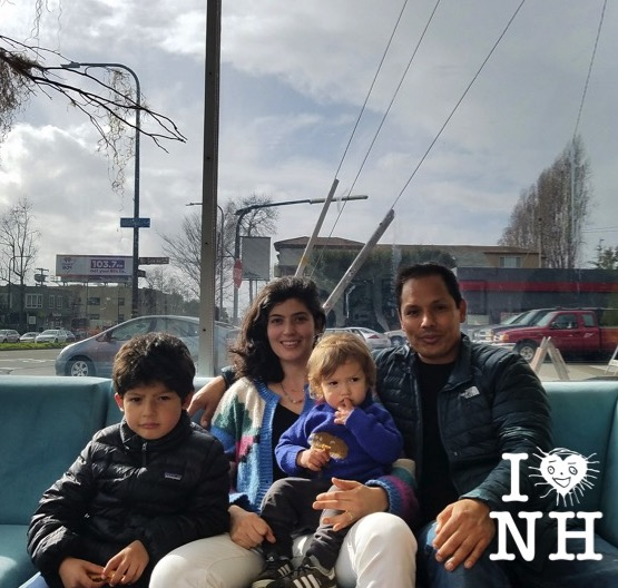 """""""I heart Nia House because it allows children to learn freely, at their own pace, with wise guidance from the teachers. I heart Nia House because children always feel respected and listened to. Nia House gives children the opportunity to explore their interests, make decisions, fail, learn, and succeed. I heart Nia House because it teaches children to get along, to be considerate, and to develop their own ethical beings.  I heart Nia House because I trust all the staff, and because I believe in the values and methods they use every day with our children.  I love giving monthly to Nia House because I know that even a small amount helps provide children in the community access to a wonderful education.""""  -Elisa Pelayo, parent to alum, Nicolás, and current toddler, Felix"""