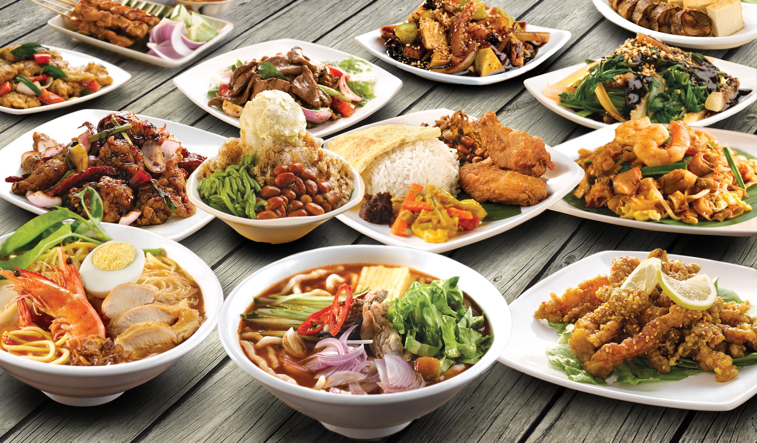 Halal Buffet Singapore
