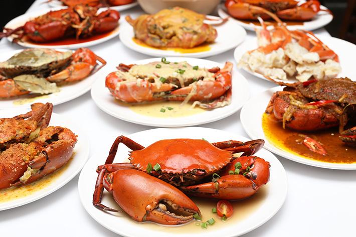 Halal Buffet Singapore Crab Buffet Promotion