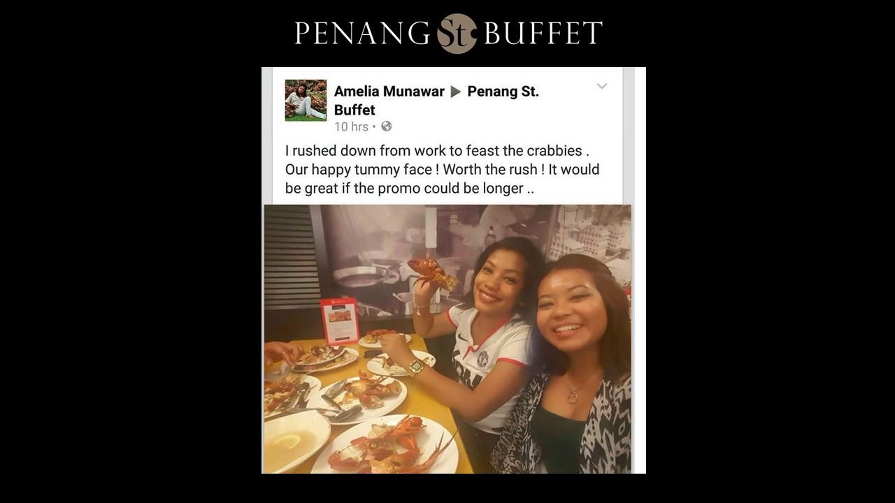 Halal Buffet in Singapore Crab Buffet 8