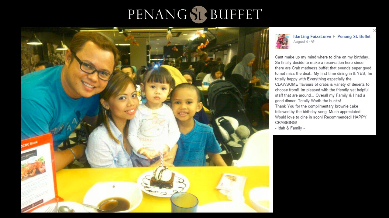 Halal Buffet in Singapore Crab Buffet 1