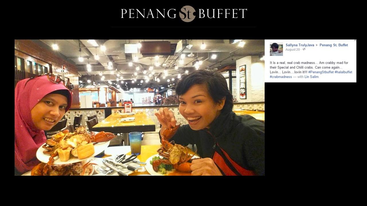 Halal Buffet in Singapore ? Crab Buffet 7