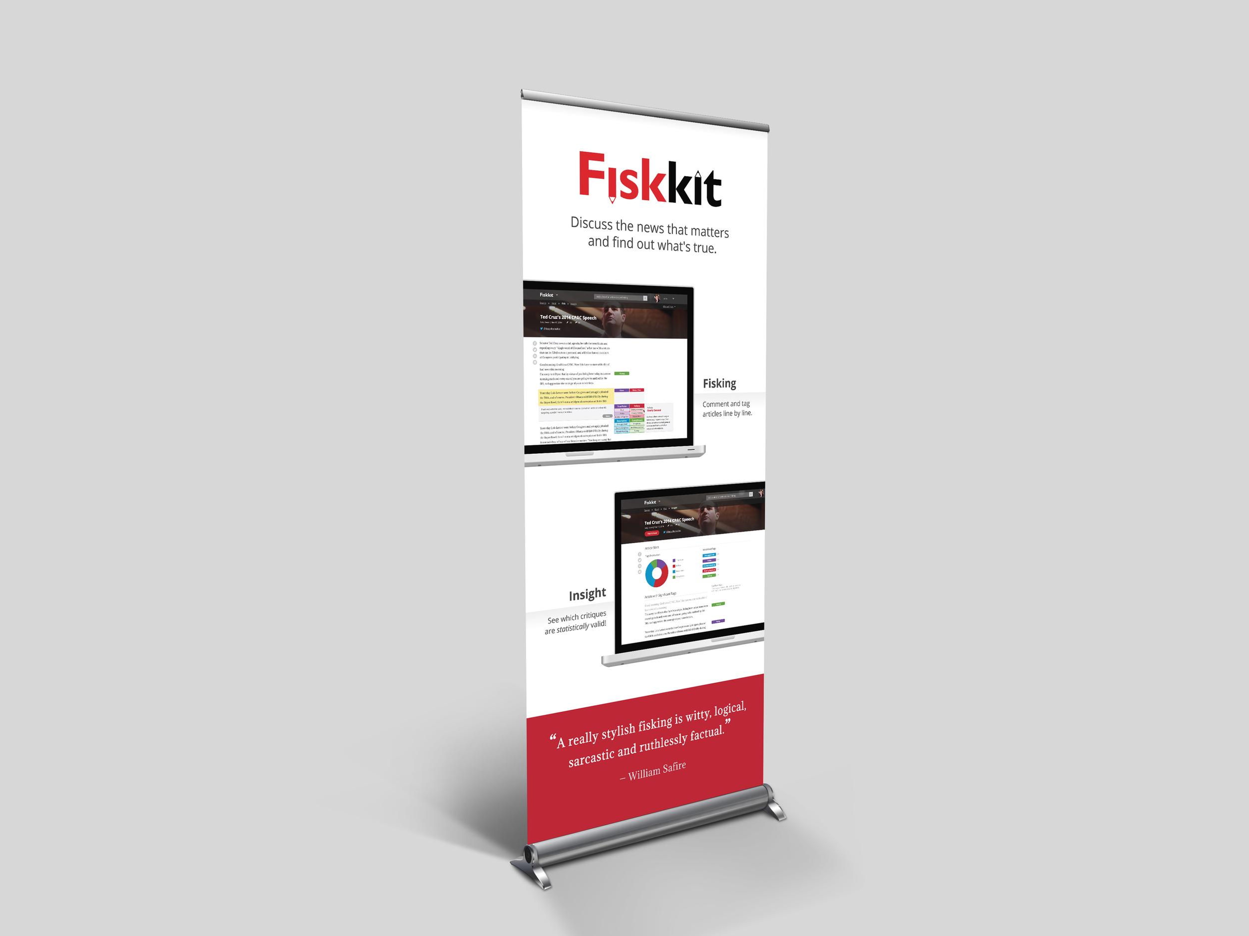 Fiskkit Popup Banner