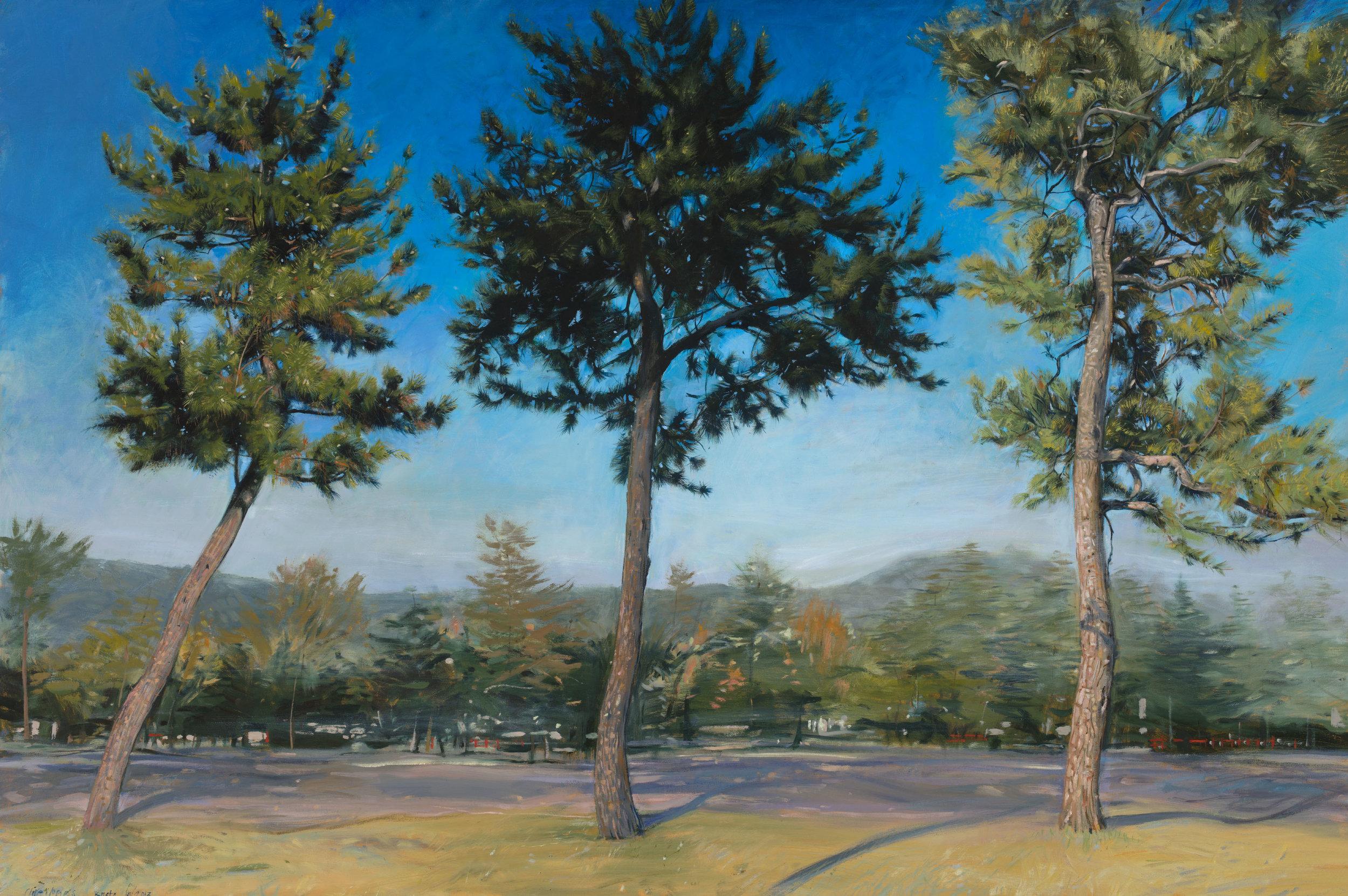 Clive Jones-Three Trees Kyoto-1375x915cms.jpg