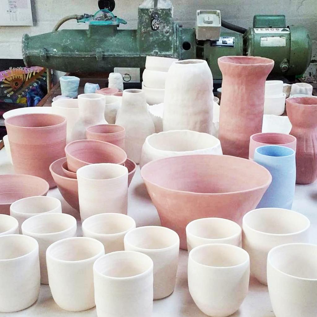 Ceramics Workshop - With Eva Giannoulidisfrom Ceramica Mechanica