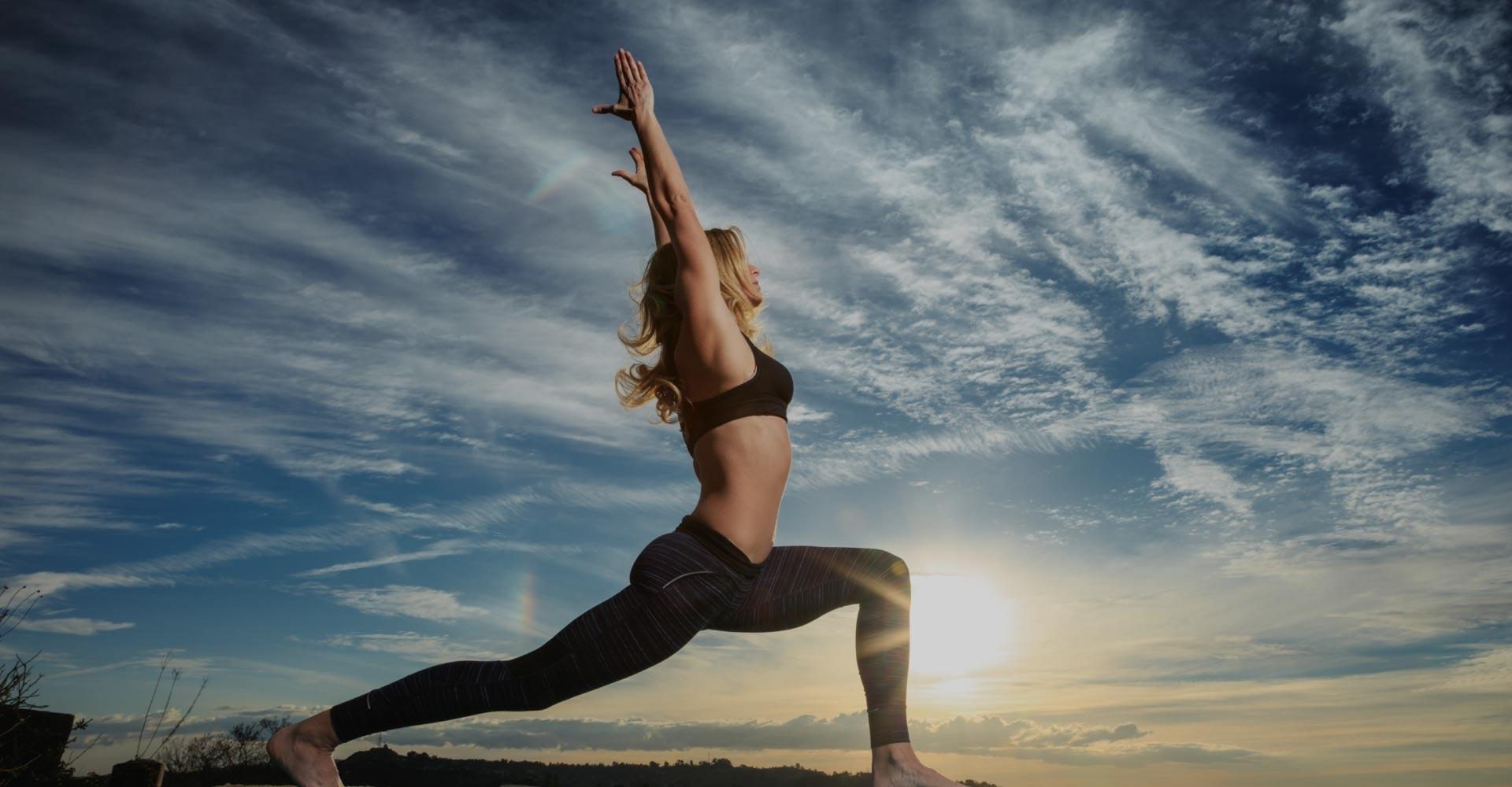 """The attitude of gratitude is the highest yoga."" – Yogi Bhajan"