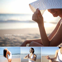 Santai Retreat Spa Menu Design by Spa Wellness Consulting Australia