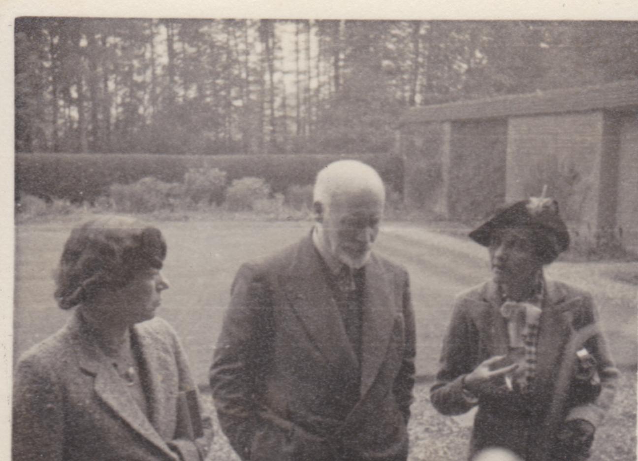 George Bernard Shaw at Hengrove