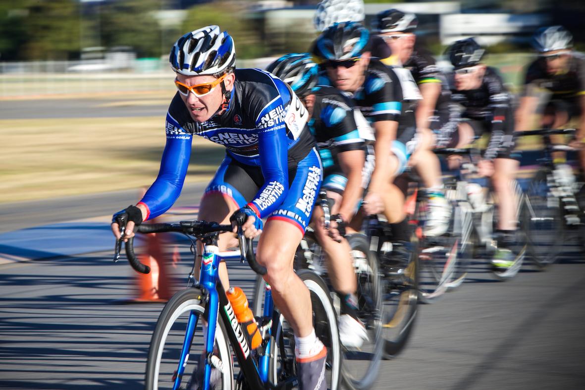 Steve Cunningham Macini Team Bike